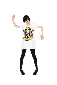 SJYP's designs for the Minions Bello Yellow Collection