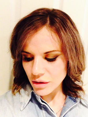 MUA: Emily Rowell, Glam Squad Express